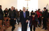Abuelitos de Litueche conmemoran 70 años de matrimonio