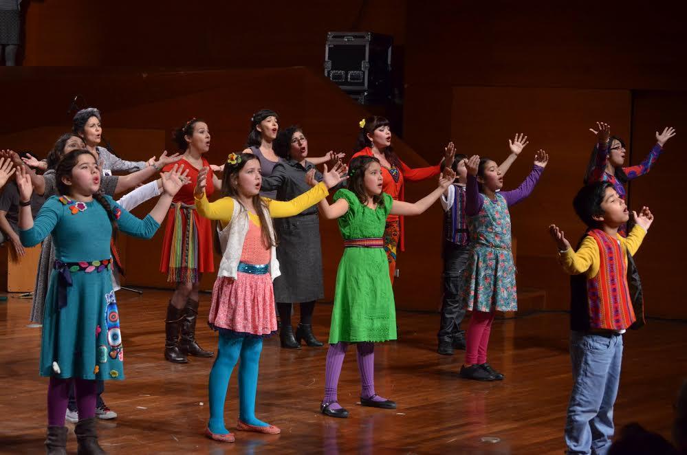Este sábado se presenta el Coro Ciudadano de Rancagua para recordar a Violeta Parra