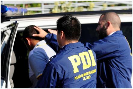 PDI Detiene a comerciante que abuso de menor en Feria Libre en Rancagua
