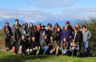 Emprendedores turísticos viajan al sur de Chile para conocer experiencias de asociatividad