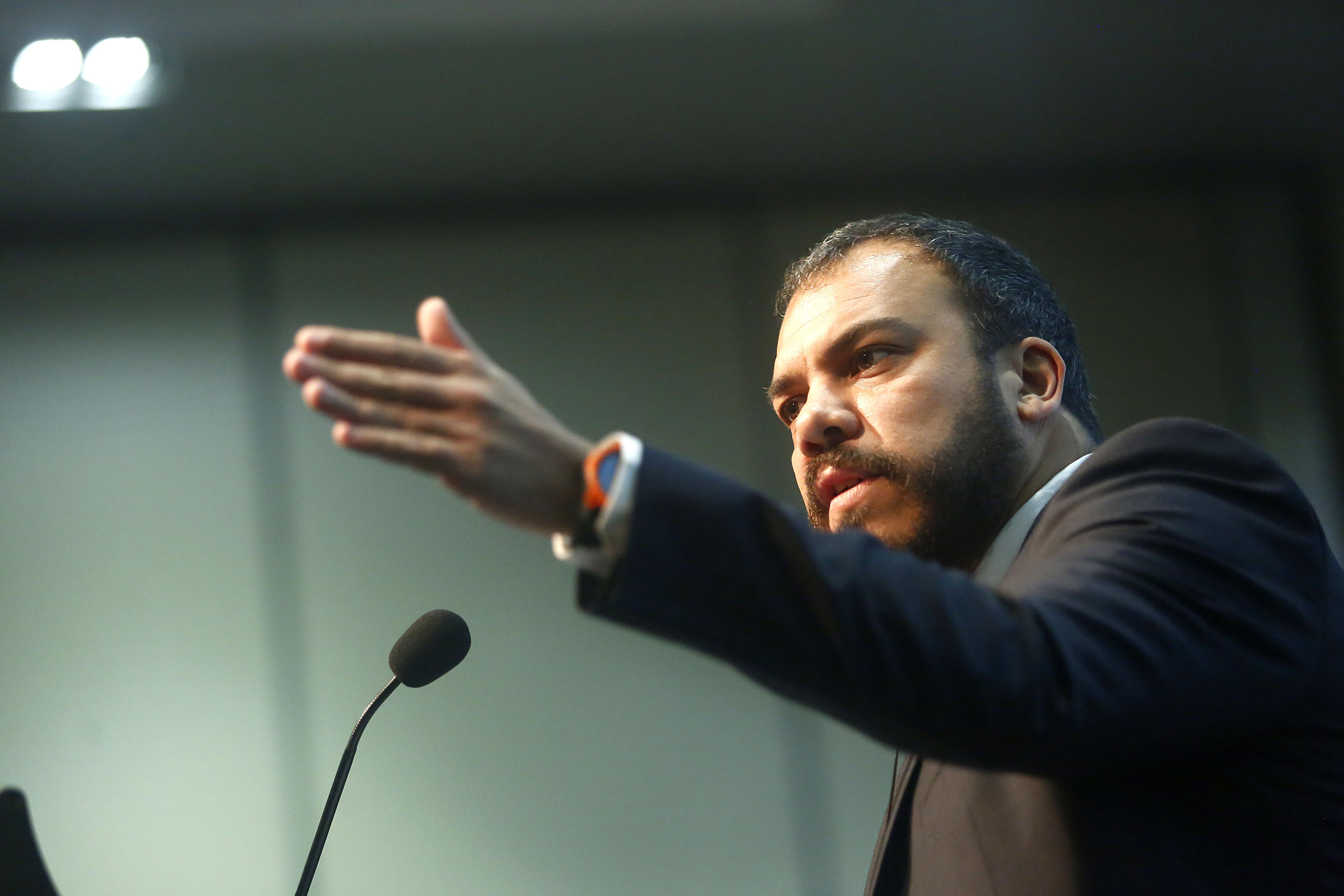 Eduardo Vergara se transforma en la carta a Diputado del PPD en el distrito 15.
