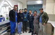 Innovador procedimiento realizado en SAPU de Rancagua salvaron vida de paciente con infarto