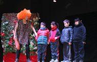 Más de 300 escolares de Coinco participaron de obra de teatro interactiva en inglés