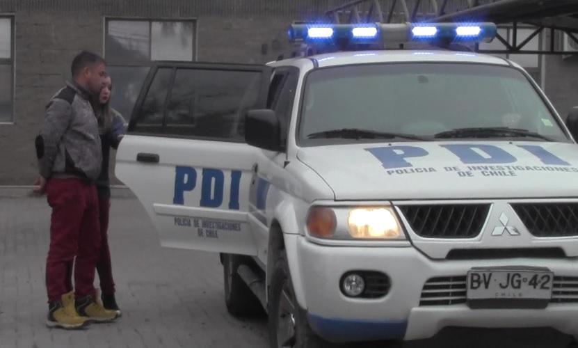Detienen a sujeto que violò a niña de 15 años en Rancaagua