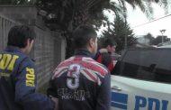 PDI desbarata banda delictual que se dedicaba a cometer robos con intimidación en Rancagua