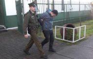 Carabineros logró detención de la banda delictual que cometió el millonario robo en el domicilio de Fabricio Fontanini