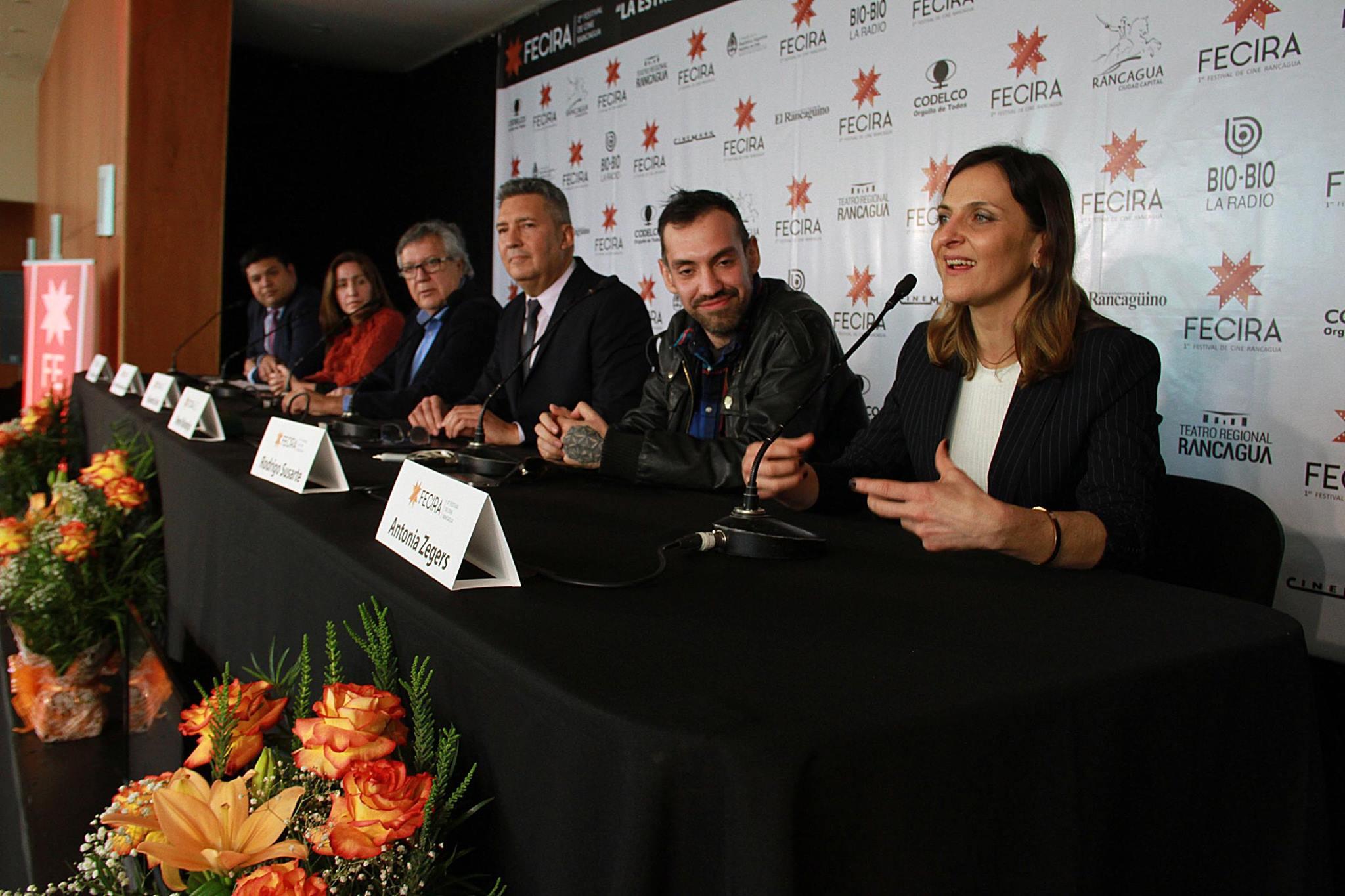 Nueva apuesta: En octubre se estrena la 1ª versión del Festival de Cine de Rancagua