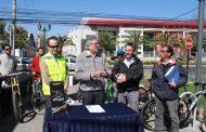 Alcalde Eduardo Soto anunció extensión de la red de ciclovías en Rancagua