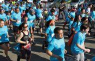 5ª Corrida Familiar Rancagua logró inédita convocatoria: Asistieron más de 9 mil personas