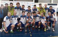 """Balonmano Machalino obtiene medalla de plata en los """"Juegos Binacionales"""""""