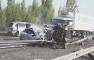 Requínoa: Grave accidente vehicular en ruta 5 sur deja al menos tres personas fallecidas