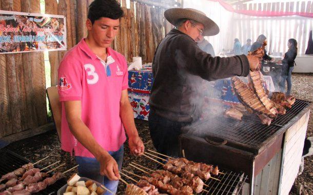 Fiesta Campesina de Chancón convocó un importante marco de público familiar que disfrutó de las tradiciones chilenas