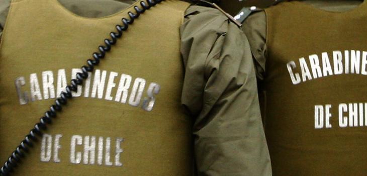 Carabineros detiene a colectivero de línea Machalí por presunto abuso sexual contra menor de 11 años