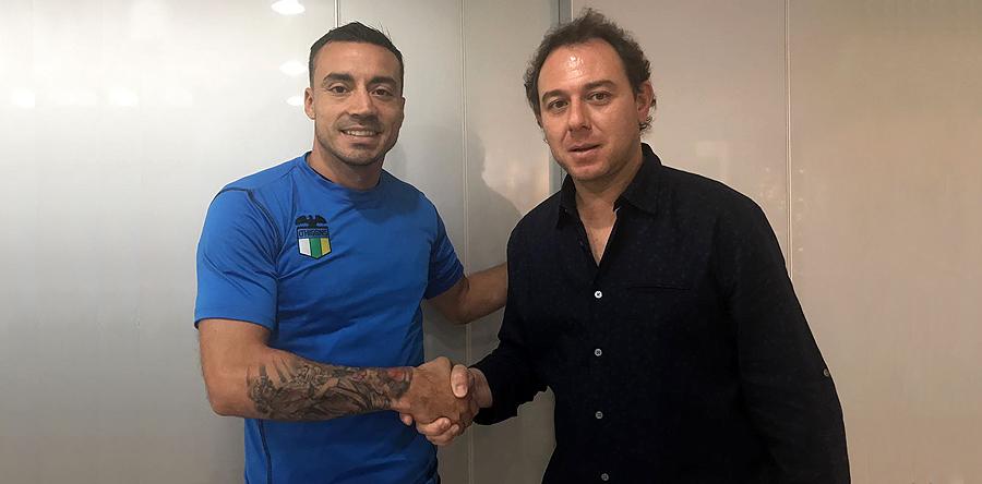 Roberto Cereceda se transforma en el primer refuerzo de O'Higgins
