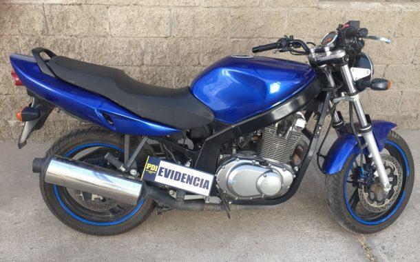 PDI logra recuperar exclusiva moto que intentaba ser vendida en Rancagua: Solo hay 50 modelos en Chile