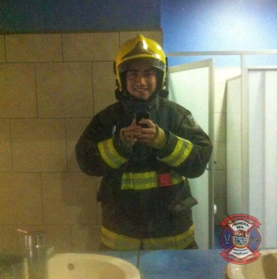 Fallece cadete de Bomberos de Pichilemu que fue atropellado cuando acudía a una emergencia
