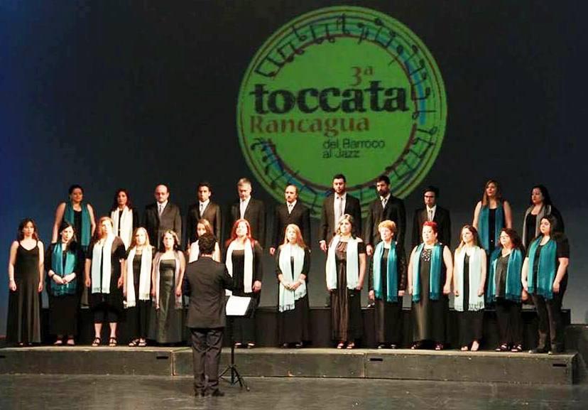 Coro Polifónico de Rancagua busca nuevas voces