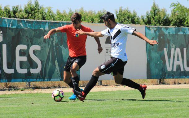 O'Higgins sigue con goleadas al superar a Santiago Morning en amistoso