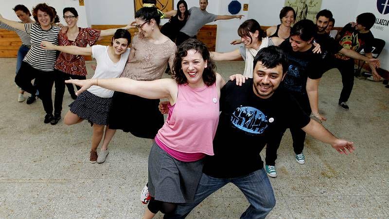 El Swing, el baile de los años 30 llega a Rancagua