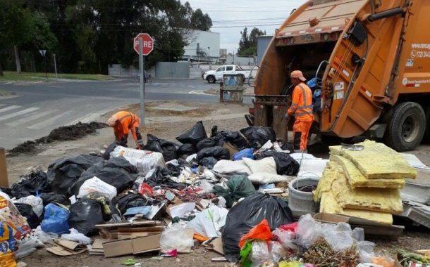 Rancagua: Terminó huelga de trabajadores recolectores de basura