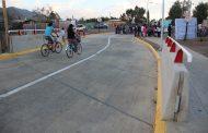 Ejemplo de integración social: Vecinos celebran la conexión vial de Eusebio Lillo en Rancagua