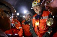 Intendente y Ministro de Minería visitan el Nuevo Nivel Mina de División El Teniente
