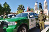 Entregan 25 modernos vehículos policiales para reforzar seguridad en la Región de O'Higgins