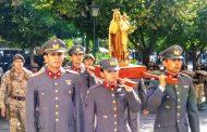 Virgen del Carmen peregrina, llega a Rancagua
