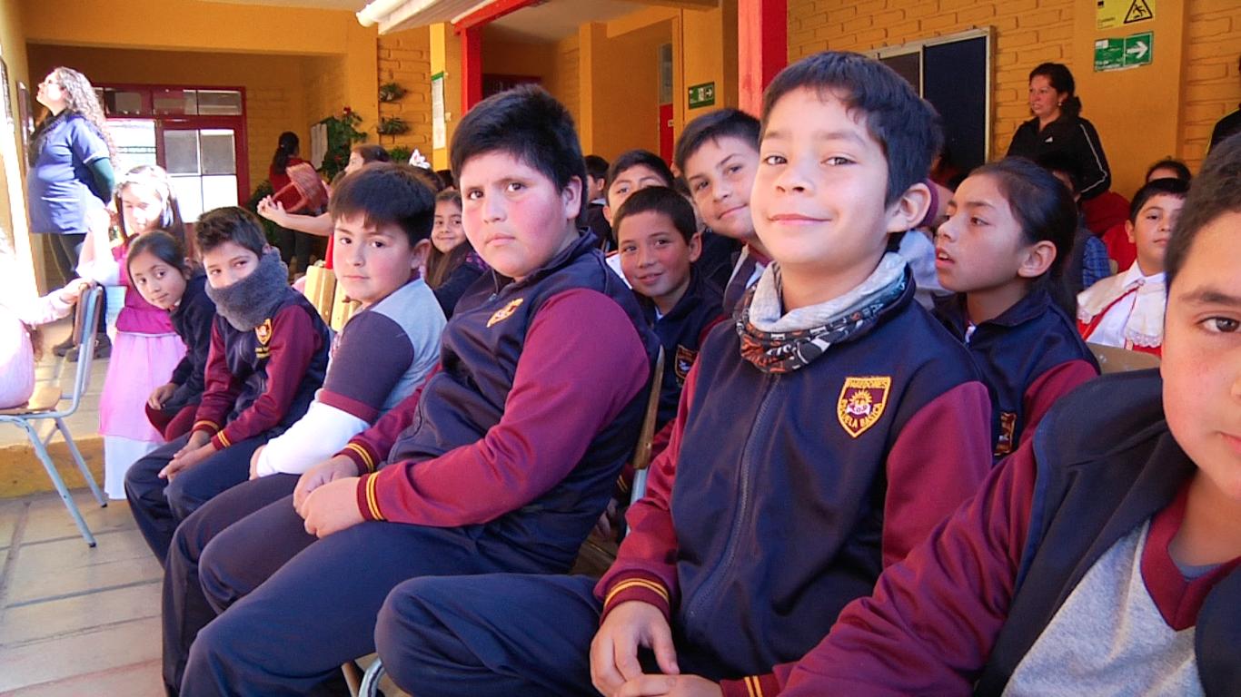 Comunidades de Aprendizaje dona más de 1.200 libros a establecimientos educacionales de Paredones