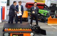 Robot Aspirador con inteligencia artificial creado por Rancagüino se presenta en Expomin 2018