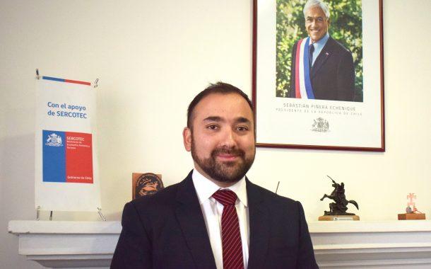 Sercotec nombra nuevo director regional