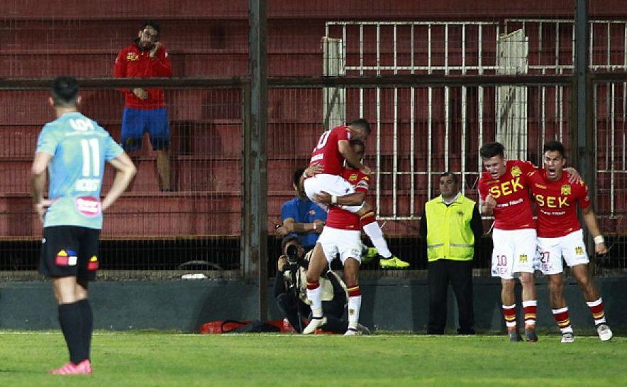 Unión Española revivió en el torneo con triunfo sobre O'Higgins