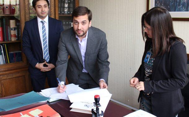Diputado (DC) Raúl Soto ingresa proyecto que pone fin a fuero parlamentario y otras autoridades