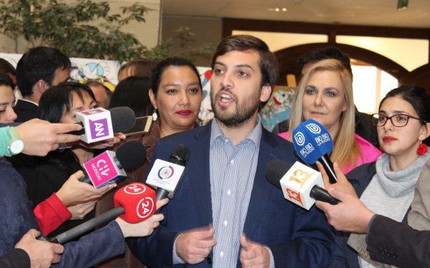 Diputado Raúl Soto llama a parlamentarios de Chile Vamos de la región de O'Higgins a abrirse al debate sobre la rebaja de la dieta