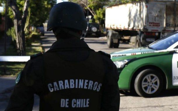 Declaran prisión para detenidos por homicidio frustrado a Carabineros