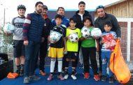 Villa Las Camelias participó en la Feria Deportiva y Ciudadana de Rancagua