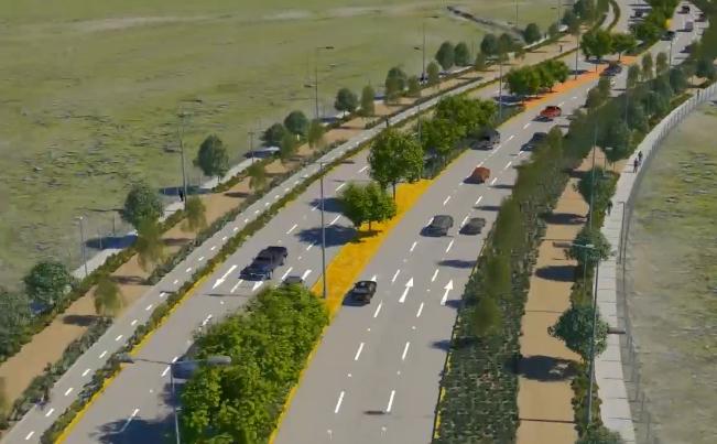 Contraloría aprobó recursos para proyecto que conectará Rancagua - Machalí