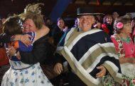 Rancagua coronó a los nuevos campeones de la cueca del adulto mayor