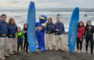Pichilemu: PDI organizó exitoso campeonato infantil de surf