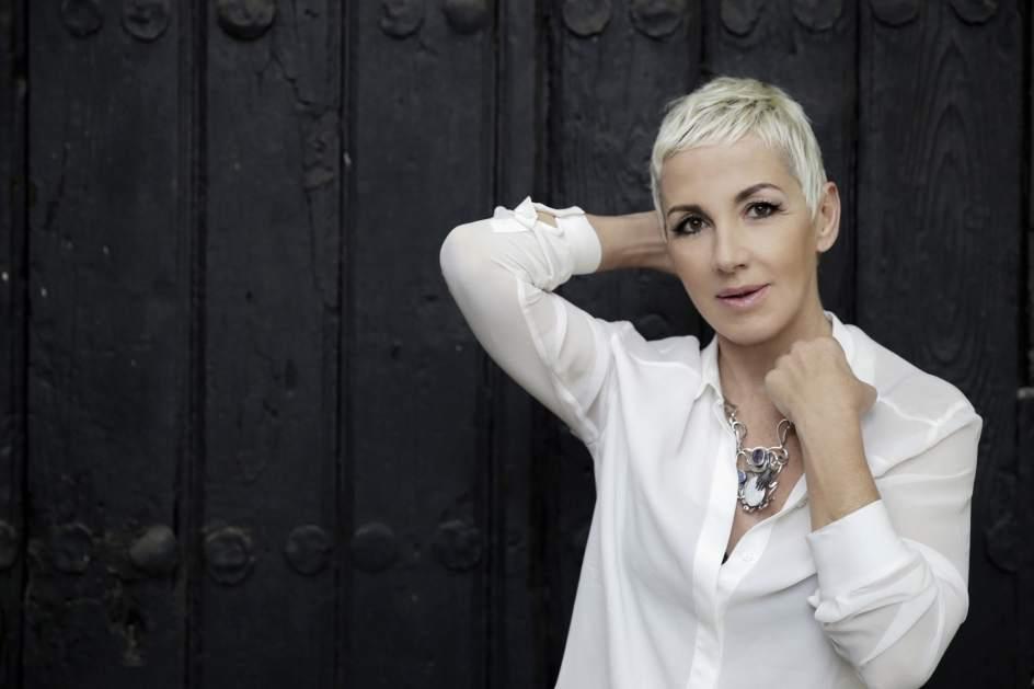 Ana Torroja presentará sus grandes éxitos en Sun Monticello