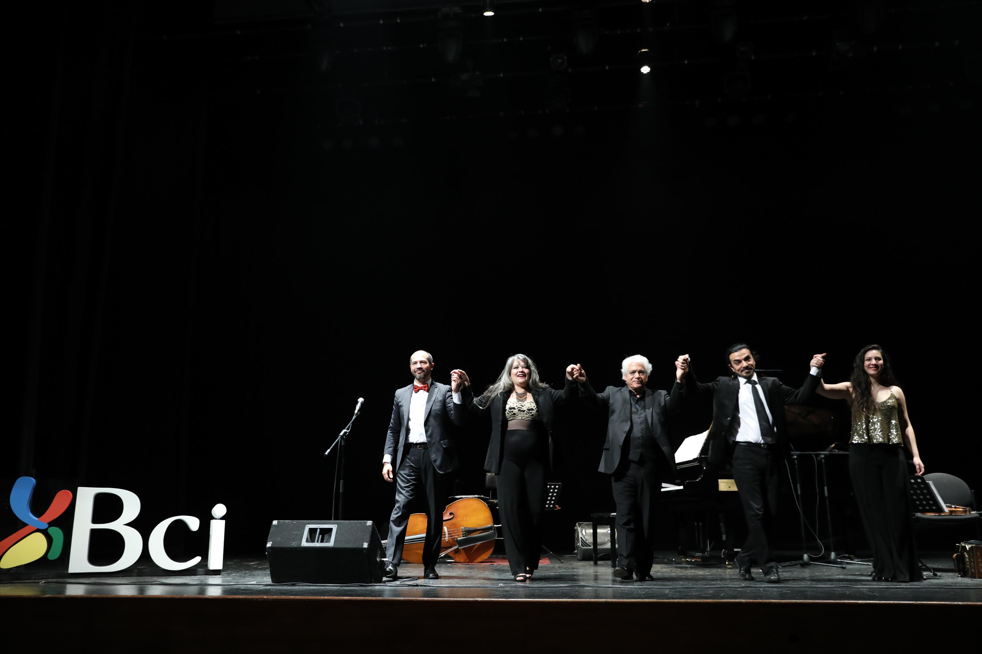 """Aclamado concierto """"BRAVO PIAZZOLLA"""" llega a Rancagua"""