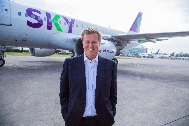SKY destaca rebaja en las tasas de embarque