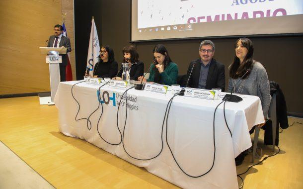 Seminario internacional UOH analizó el fenómeno de la migración nacional y regional desde diversas perspectivas
