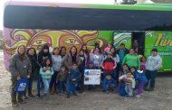 Familias de la Región de O'Higgins vacacionan en Licantén gracias a Sernatur