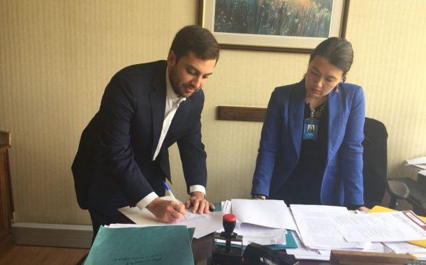 Diputado Raúl Soto (DC) ingresó proyecto de reforma Constitucional que modifica criterios de fijación para salario mínimo