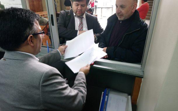 Diputado Castro (PS) presenta querella por irregularidades en Hospital Regional de Rancagua
