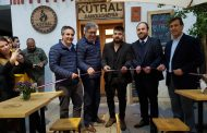 Rancagua inauguró el primer parklet del centro