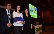 Académica de Salud UOH se adjudicó Fondo de Desarrollo Científico en Congreso de Nutrición