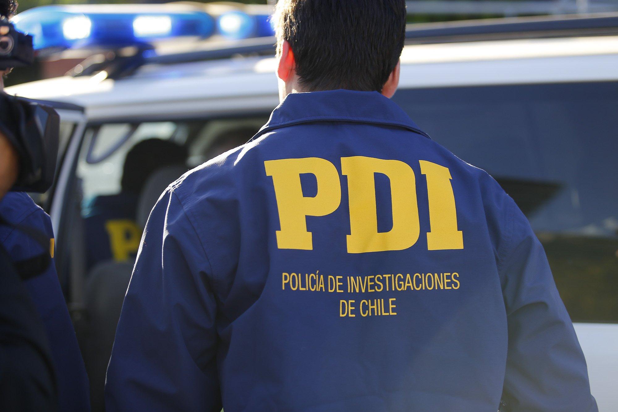 PDI de Rancagua busca a sujetos que hirieron con arma de fuego a dueño de casa que frustró robo