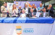 Universidad de O´Higgins recibe terreno para construir futura Escuela de Ingeniería en Rengo